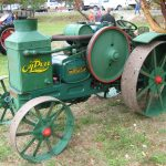 Rumely OilPull Tractor