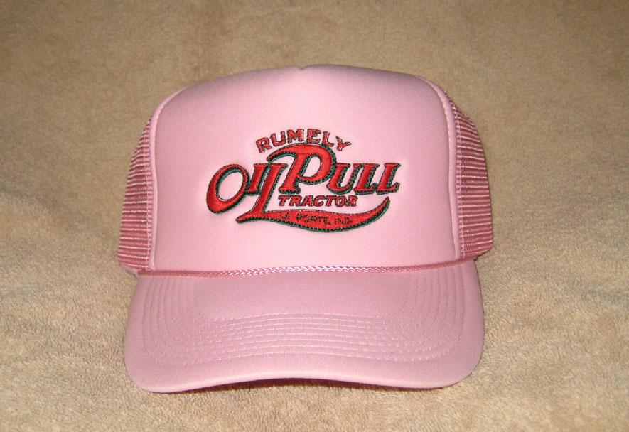 ladies-pink-oilpull-cap