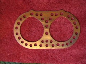 Rumely Copper Gasket