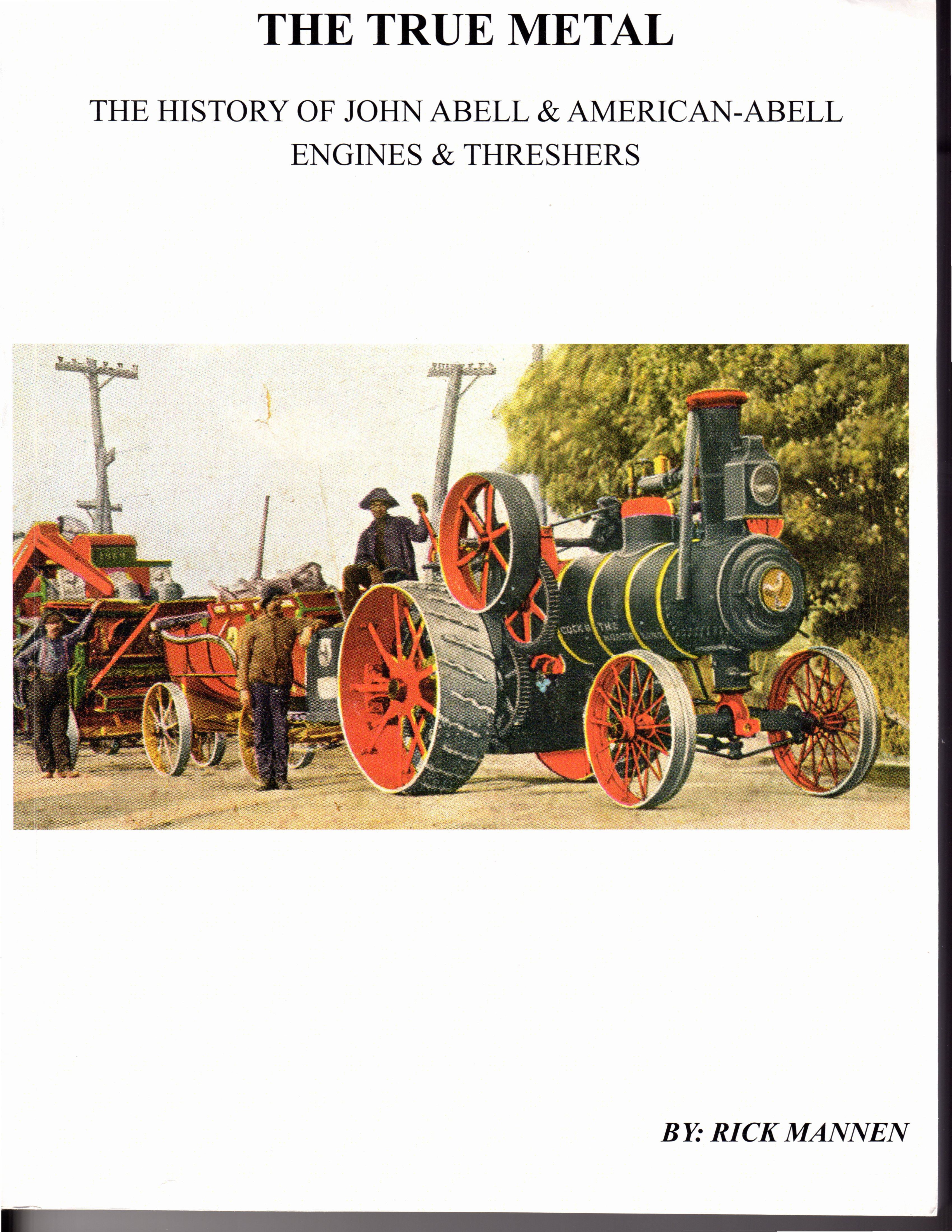 Abell-Steam Book