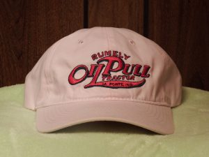 Ladies Rumely Light Pink Ball Cap