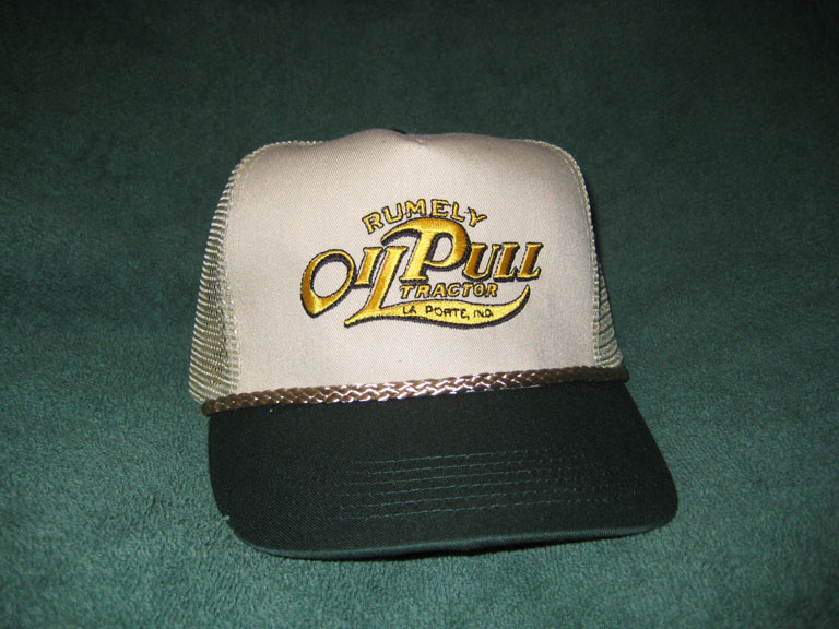 Tan Dress Hat w/Logo